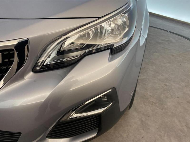 Peugeot 3008 1.6 BlueHDi 120ch S&S BVM6 Allure Gris occasion à Toulouse - photo n°10