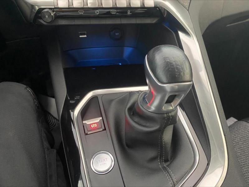 Peugeot 3008 1.6 BlueHDi 120ch S&S BVM6 Allure Gris occasion à Toulouse - photo n°14
