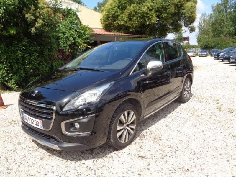 Peugeot 3008 occasion 2015 mise en vente à Aucamville par le garage AUTOS 4X4 AZUR - photo n°1
