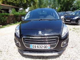 Peugeot 3008 1.6 BLUEHDI 120CH STYLE II S&S Noir occasion à Aucamville - photo n°2