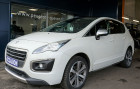 Peugeot 3008 1.6 HDI115 FAP ALLURE Blanc à Quéven 56