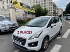 Peugeot 3008 1.6 HDI115 FAP BUSINESS Blanc à Pantin 93