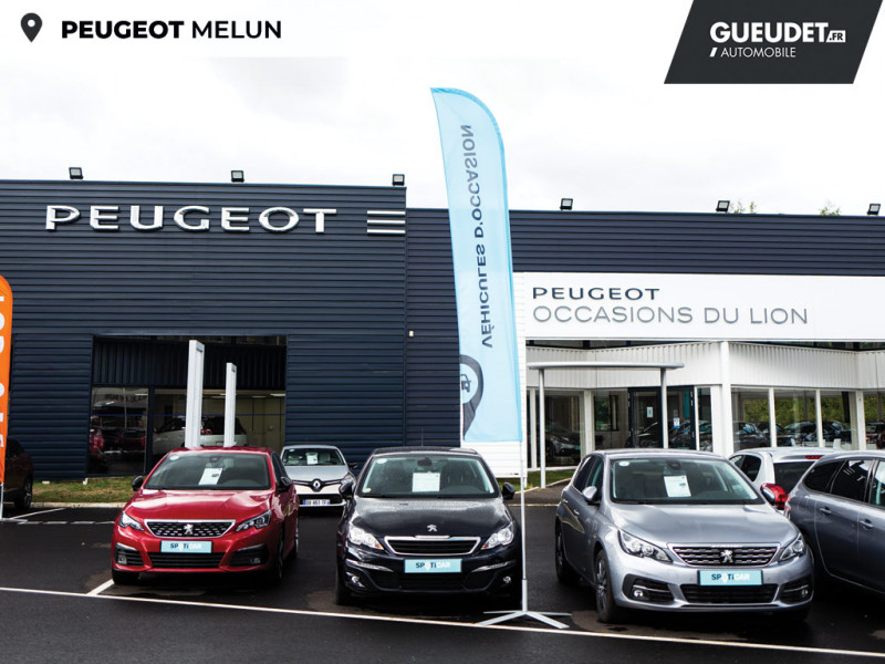 Peugeot 3008 1.6 PureTech 180ch E6.c Allure S&S EAT8 Blanc occasion à Cesson - photo n°16