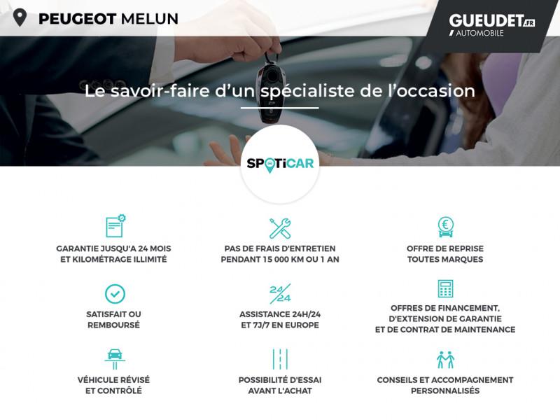 Peugeot 3008 1.6 PureTech 180ch E6.c Allure S&S EAT8 Blanc occasion à Cesson - photo n°17
