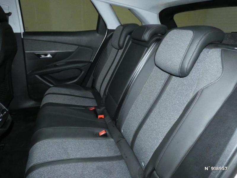 Peugeot 3008 1.6 PureTech 180ch E6.c Allure S&S EAT8 Blanc occasion à Cesson - photo n°10
