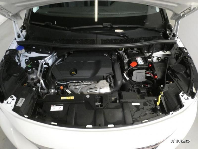Peugeot 3008 1.6 PureTech 180ch E6.c Allure S&S EAT8 Blanc occasion à Cesson - photo n°12