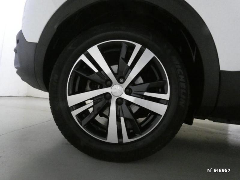 Peugeot 3008 1.6 PureTech 180ch E6.c Allure S&S EAT8 Blanc occasion à Cesson - photo n°11