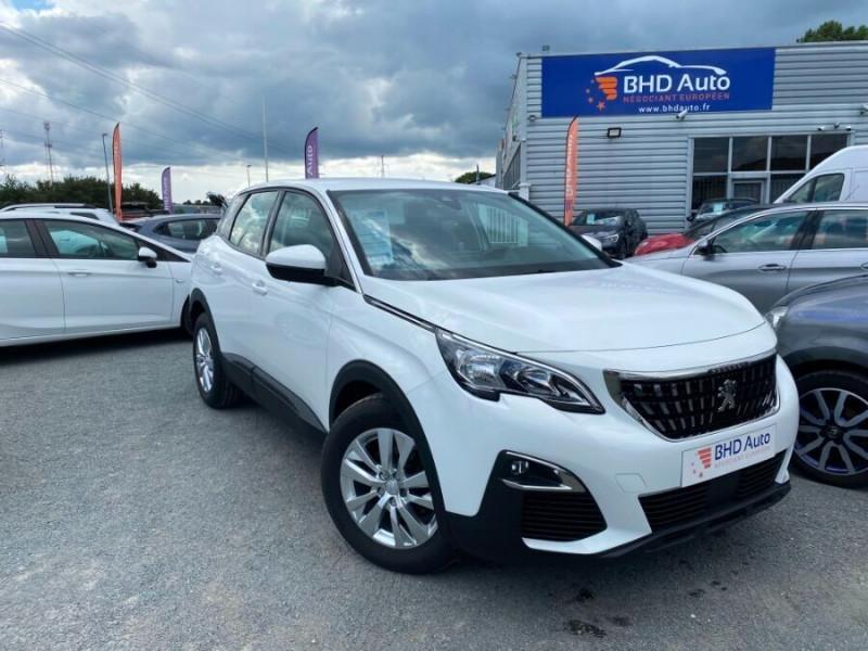 Peugeot 3008 occasion 2017 mise en vente à Biganos par le garage BHD AUTO - photo n°1