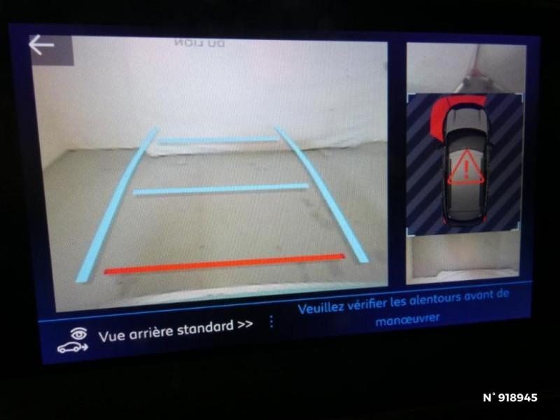 Peugeot 3008 2.0 BlueHDi 180ch GT S&S EAT6 Gris occasion à Cesson - photo n°14
