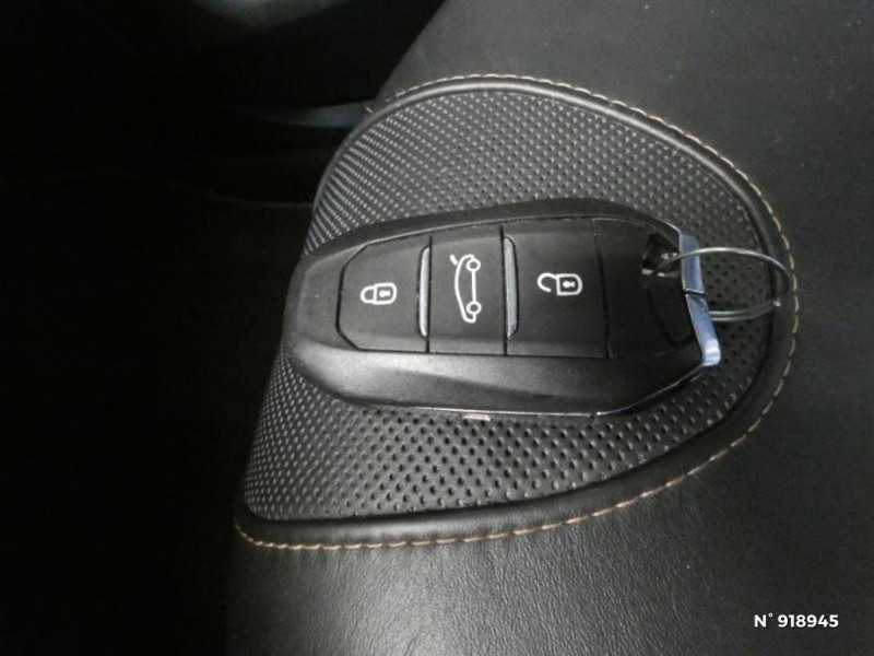 Peugeot 3008 2.0 BlueHDi 180ch GT S&S EAT6 Gris occasion à Cesson - photo n°16