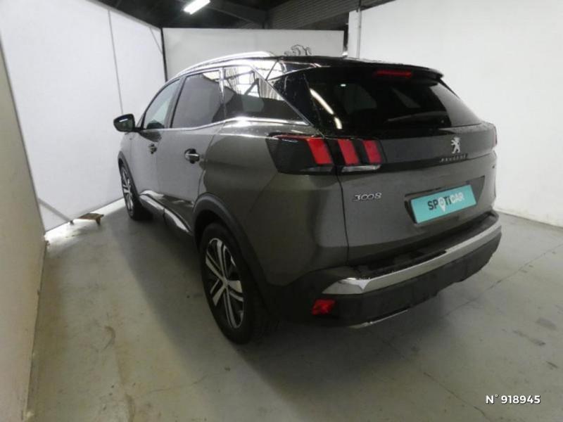 Peugeot 3008 2.0 BlueHDi 180ch GT S&S EAT6 Gris occasion à Cesson - photo n°7