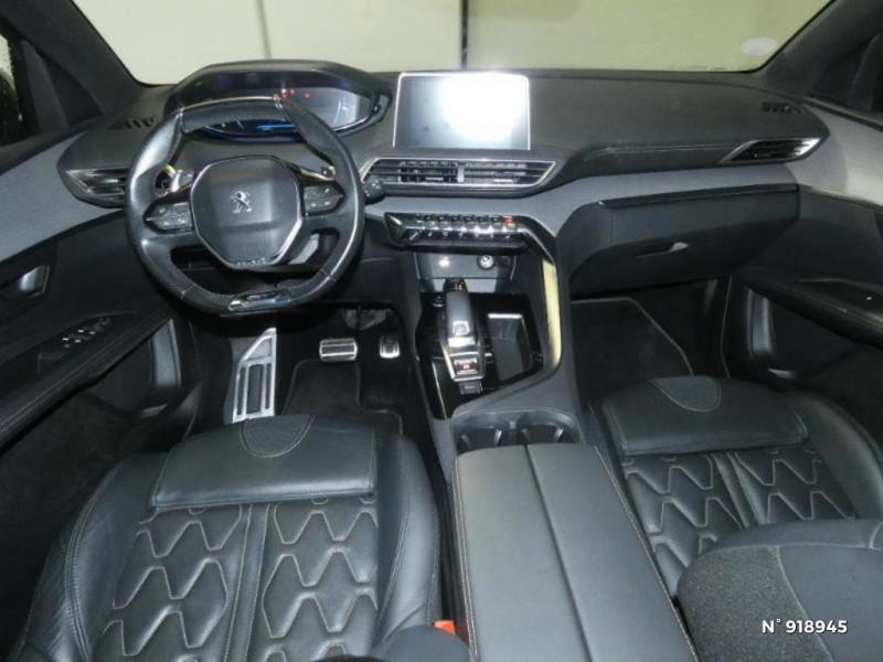 Peugeot 3008 2.0 BlueHDi 180ch GT S&S EAT6 Gris occasion à Cesson - photo n°8