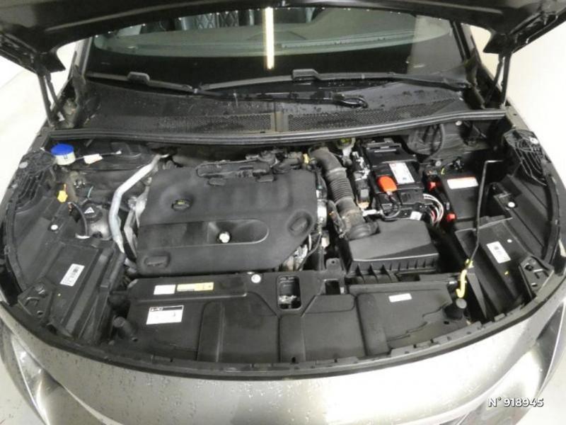 Peugeot 3008 2.0 BlueHDi 180ch GT S&S EAT6 Gris occasion à Cesson - photo n°12