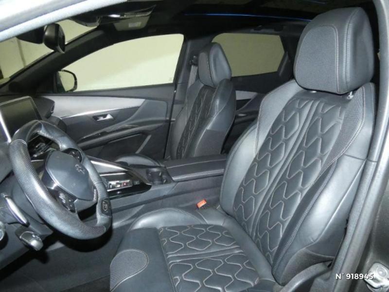Peugeot 3008 2.0 BlueHDi 180ch GT S&S EAT6 Gris occasion à Cesson - photo n°9
