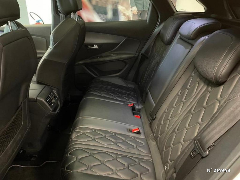 Peugeot 3008 2.0 BlueHDi 180ch GT S&S EAT6 Blanc occasion à Corbeil-Essonnes - photo n°9