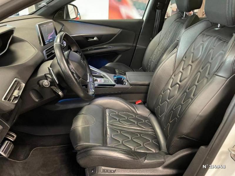 Peugeot 3008 2.0 BlueHDi 180ch GT S&S EAT6 Blanc occasion à Corbeil-Essonnes - photo n°8
