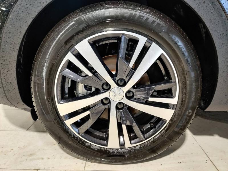 Peugeot 3008 3008 BlueHDi 130ch S&S BVM6 GT Line 5p Noir occasion à Biscarrosse - photo n°6