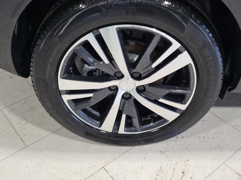 Peugeot 3008 3008 Puretech 130ch S&S BVM6 Allure 5p Noir occasion à Saint-Pierre-du-Mont - photo n°6