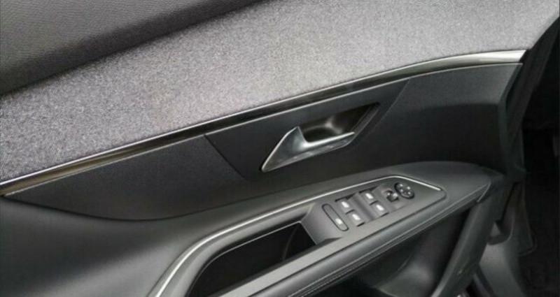 Peugeot 3008 Allure BLUE HDi 130 1.5  BM (toit panoramique) 09/2020 Noir occasion à Saint Patrice - photo n°7