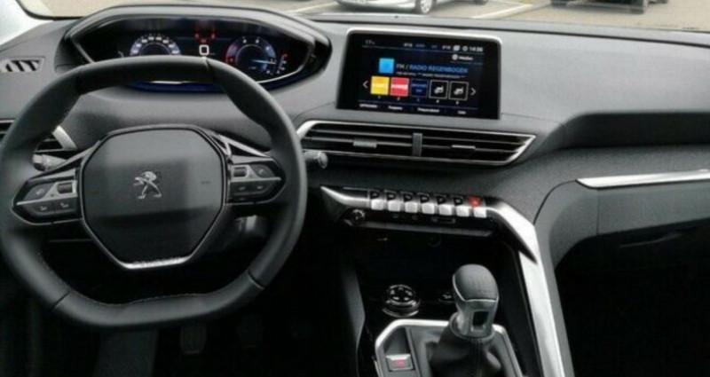 Peugeot 3008 Allure BLUE HDi 130 1.5  BM (toit panoramique) 09/2020 Noir occasion à Saint Patrice - photo n°3