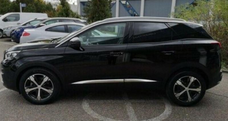 Peugeot 3008 Allure BLUE HDi 130 1.5  BM (toit panoramique) 09/2020 Noir occasion à Saint Patrice