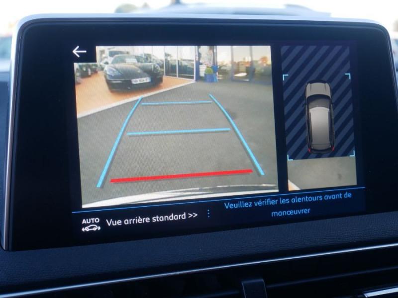 Peugeot 3008 BlueHDi 130 EAT8 ALLURE Hayon Barres Drive Assist Blanc occasion à Carcassonne - photo n°19