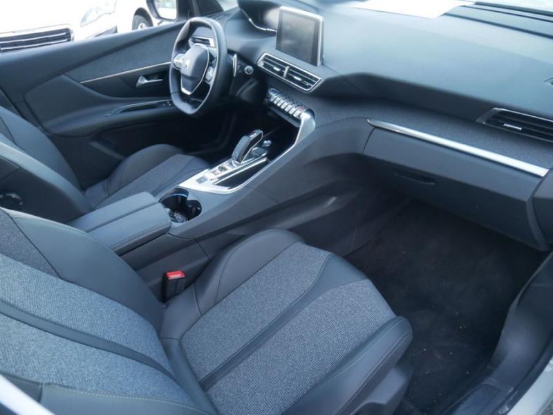 Peugeot 3008 BlueHDi 130 EAT8 ALLURE Hayon Barres Drive Assist Blanc occasion à Carcassonne - photo n°16