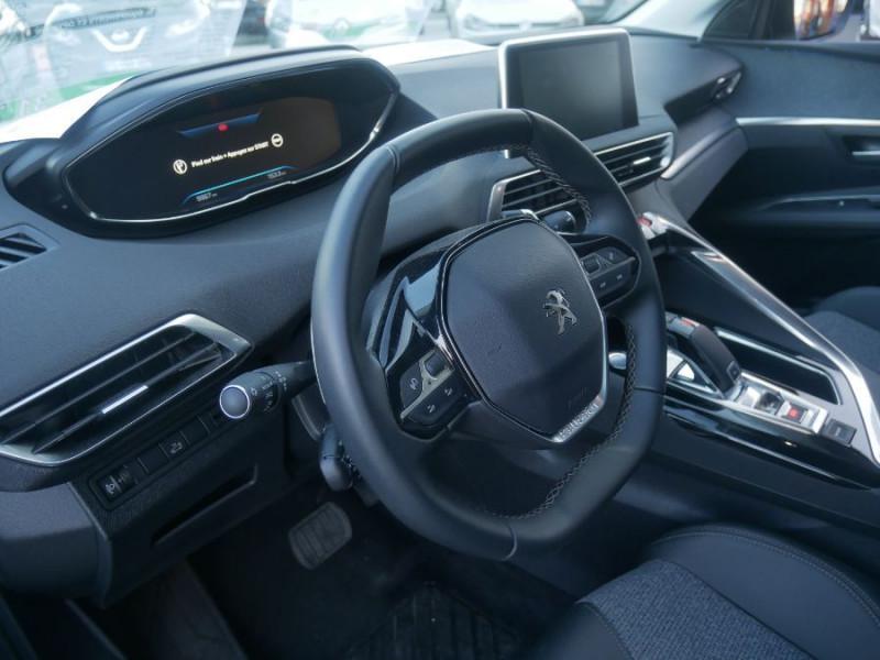 Peugeot 3008 BlueHDi 130 EAT8 ALLURE Hayon Barres Drive Assist Blanc occasion à Carcassonne - photo n°7