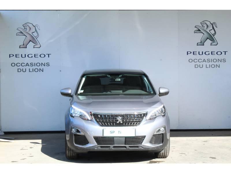 Peugeot 3008 BlueHDi 130ch S&S BVM6 Active Business Gris occasion à Saint-Pierre-du-Mont - photo n°2