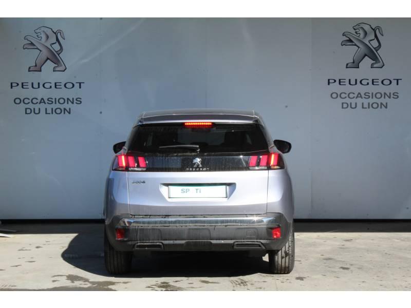 Peugeot 3008 BlueHDi 130ch S&S BVM6 Active Business Gris occasion à Saint-Pierre-du-Mont - photo n°4
