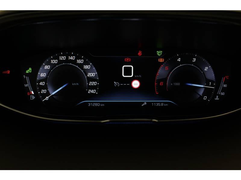 Peugeot 3008 BlueHDi 130ch S&S BVM6 Allure Blanc occasion à TARBES - photo n°11
