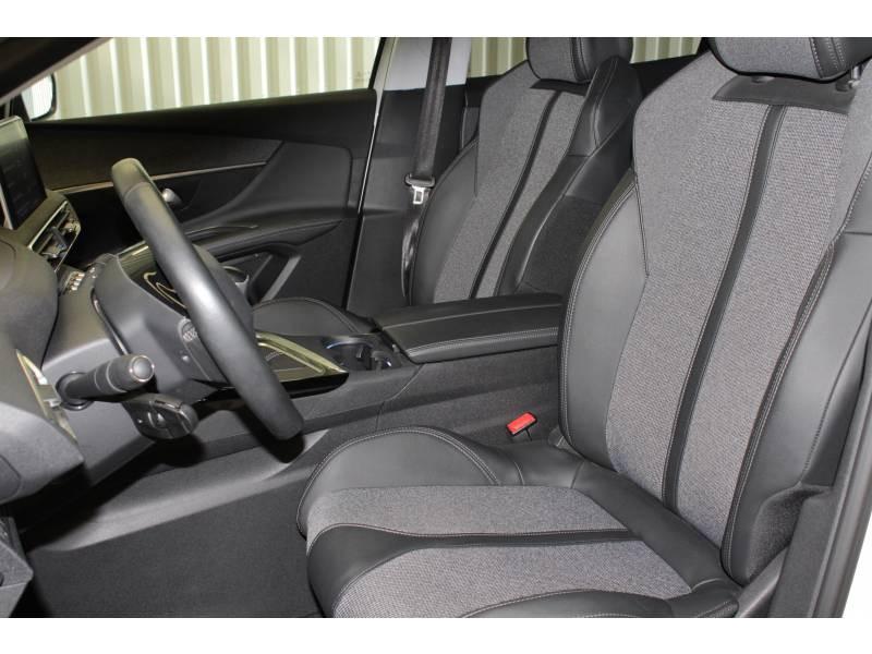 Peugeot 3008 BlueHDi 130ch S&S BVM6 Allure Blanc occasion à TARBES - photo n°6