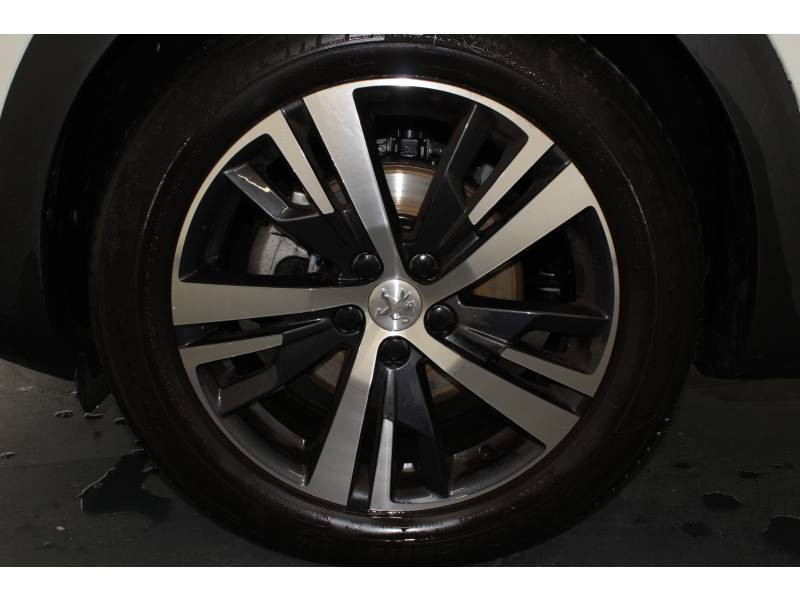 Peugeot 3008 BlueHDi 130ch S&S BVM6 Allure Blanc occasion à TARBES - photo n°16