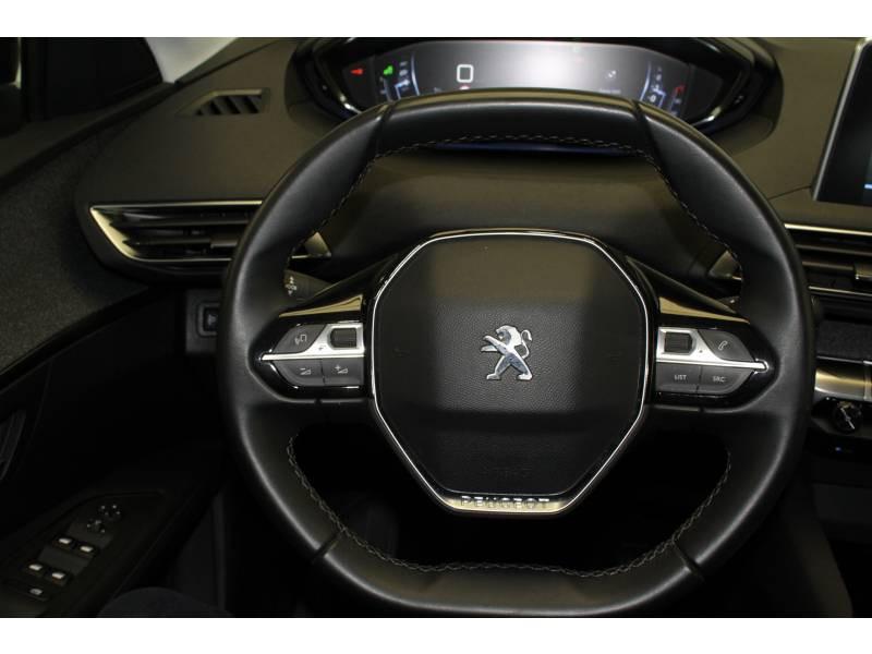 Peugeot 3008 BlueHDi 130ch S&S BVM6 Allure Blanc occasion à TARBES - photo n°13