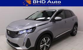 Peugeot 3008 Gris, garage BHD AUTO à Biganos