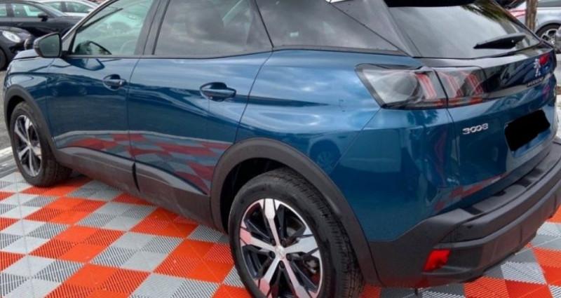 Peugeot 3008 BlueHDi 130ch SS EAT8 Allure Bleu occasion à GASSIN - photo n°5