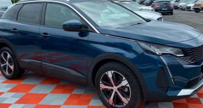 Peugeot 3008 BlueHDi 130ch SS EAT8 Allure Bleu occasion à GASSIN