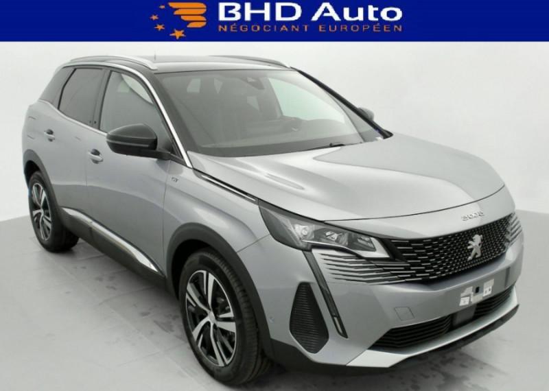 Peugeot 3008 occasion 2021 mise en vente à Biganos par le garage BHD AUTO - photo n°1