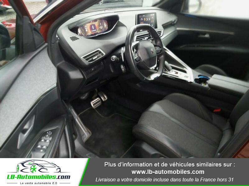 Peugeot 3008 GT Line 1.6 THP 165 Marron occasion à Beaupuy - photo n°6
