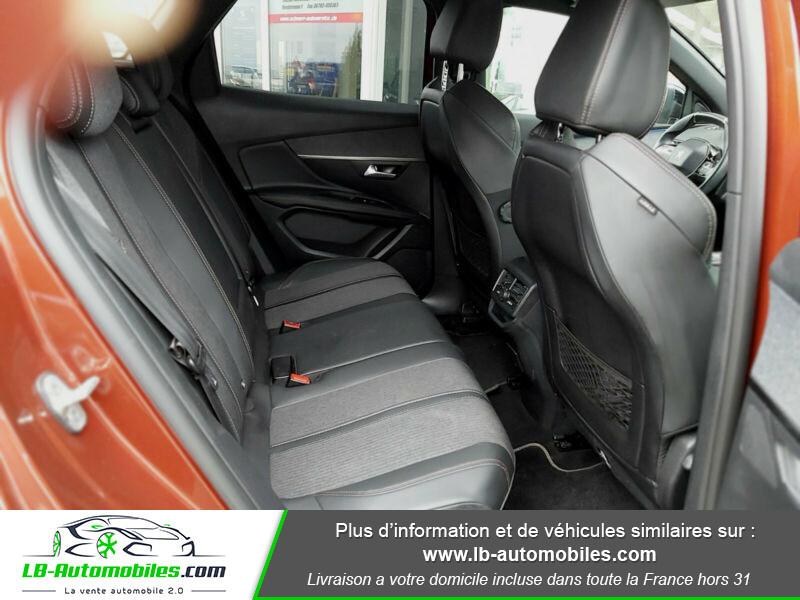 Peugeot 3008 GT Line 1.6 THP 165 Marron occasion à Beaupuy - photo n°7