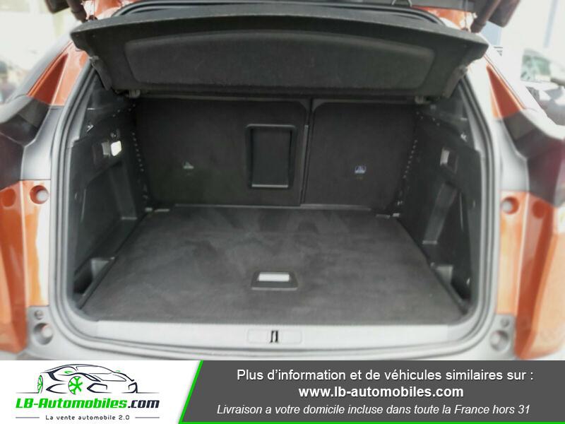 Peugeot 3008 GT Line 1.6 THP 165 Marron occasion à Beaupuy - photo n°8