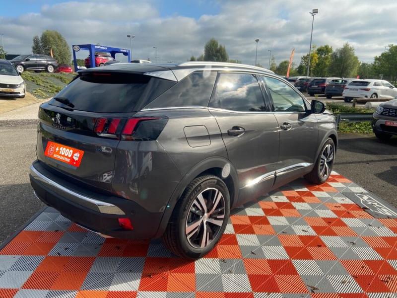Peugeot 3008 HYBRID 225 e-EAT8 GT LINE Toit Ouvrant Chargeur 7.4kW 1°Main Gris occasion à Montauban - photo n°2