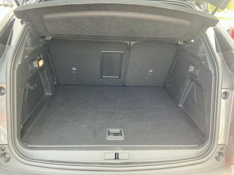 Peugeot 3008 HYBRID 225 e-EAT8 GT LINE Toit Ouvrant Chargeur 7.4kW 1°Main Gris occasion à Montauban - photo n°8