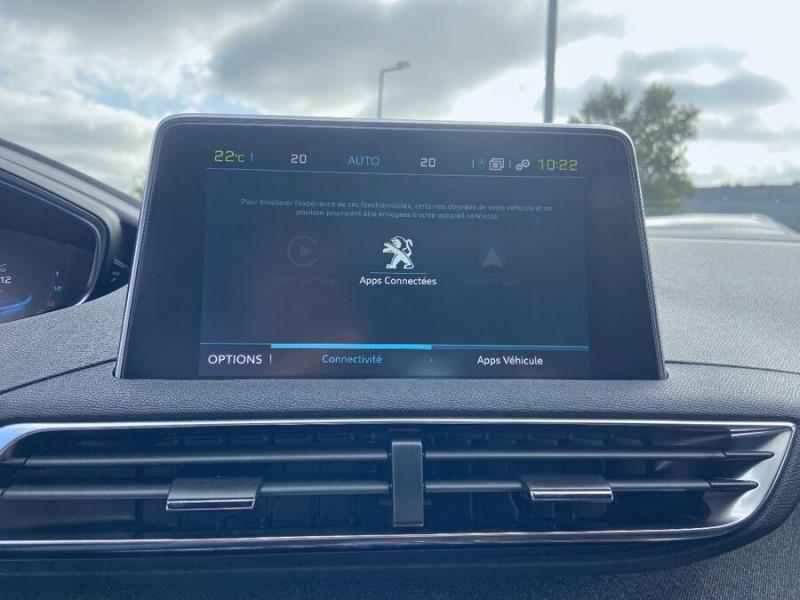 Peugeot 3008 HYBRID 225 e-EAT8 GT LINE Toit Ouvrant Chargeur 7.4kW 1°Main Gris occasion à Montauban - photo n°18