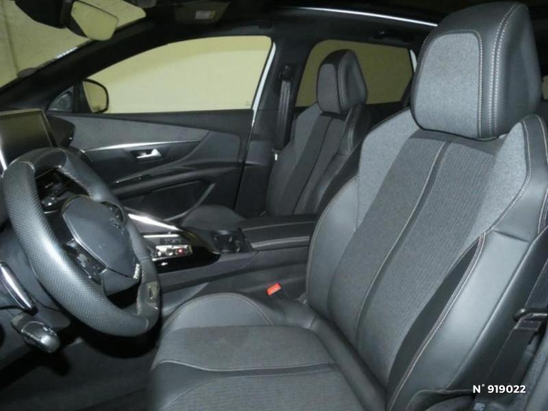 Peugeot 3008 HYBRID 225ch GT Line e-EAT8 10cv Blanc occasion à Cesson - photo n°9
