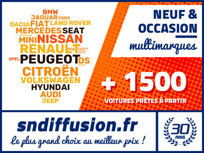 Peugeot 3008 NEW BlueHDi 130 EAT8 GT Sièges Chauffants Gris occasion à Lescure-d'Albigeois - photo n°2