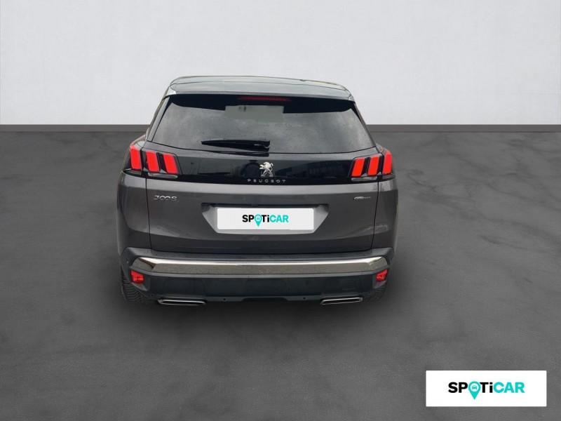 Peugeot 3008 Nouveau SUV 3008 GT Line 1,6L BlueHDi 120 S&S BVM6 Gris occasion à VILLEFRANCHE DE ROUERGUE - photo n°5