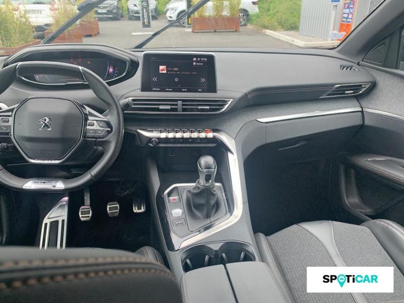 Peugeot 3008 Nouveau SUV 3008 GT Line 1,6L BlueHDi 120 S&S BVM6 Gris occasion à VILLEFRANCHE DE ROUERGUE - photo n°8