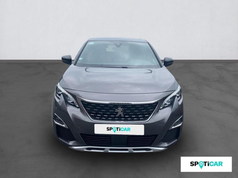 Peugeot 3008 Nouveau SUV 3008 GT Line 1,6L BlueHDi 120 S&S BVM6 Gris occasion à VILLEFRANCHE DE ROUERGUE - photo n°2