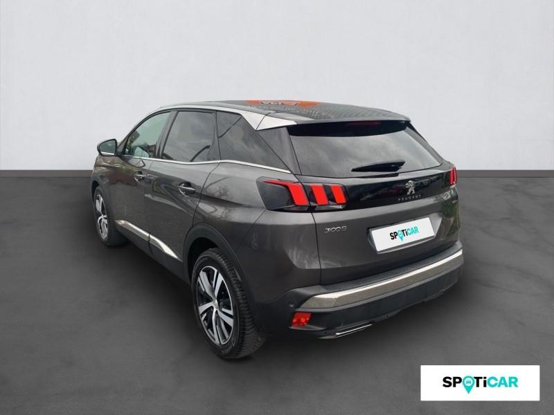 Peugeot 3008 Nouveau SUV 3008 GT Line 1,6L BlueHDi 120 S&S BVM6 Gris occasion à VILLEFRANCHE DE ROUERGUE - photo n°7